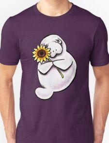 Sunny Manatee Unisex T-Shirt