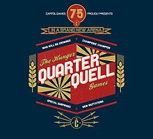 Quarter Quell by amanoxford