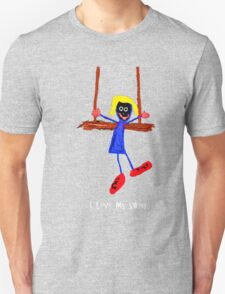 I Love My Swing Unisex T-Shirt