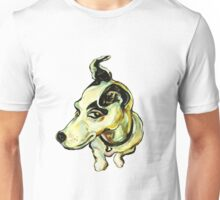 Jumpin' Jack Russell Graphic~ Full color Unisex T-Shirt