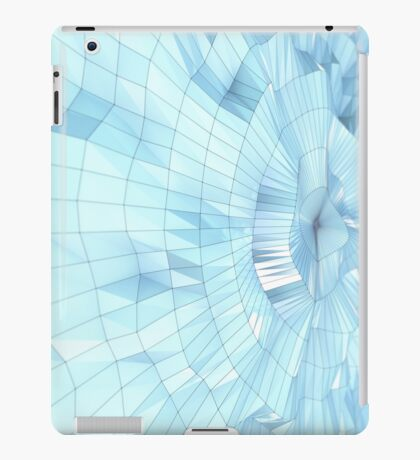 glass iPad Case/Skin