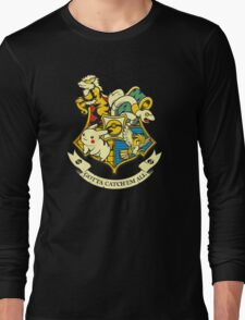 Pokemon Harry Potter Long Sleeve T-Shirt