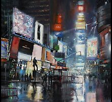 Nights on Broadway by Scott Grabowski