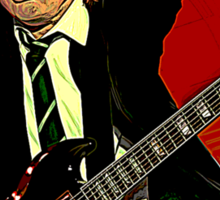 angus Sticker