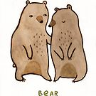 Bear Pair by Sophie Corrigan