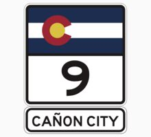 CO-9 CAÑON CITY by IntWanderer
