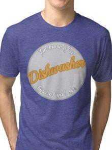 Dishwasher girls Tri-blend T-Shirt