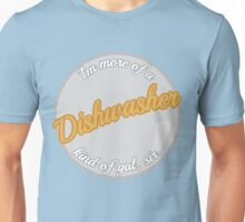 Dishwasher girls Unisex T-Shirt