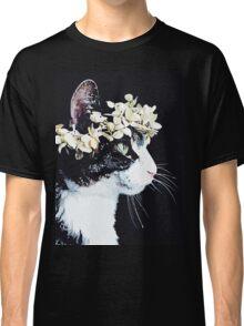 Vintage Cat Classic T-Shirt
