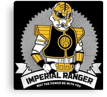Imperial Ranger Canvas Print