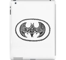 Batman tribal iPad Case/Skin