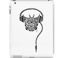 Decepticon Dj Tribal iPad Case/Skin