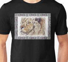 African Lion - Ethnic series Unisex T-Shirt