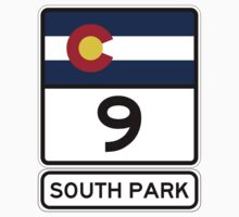 CO-9 SOUTH PARK by IntWanderer