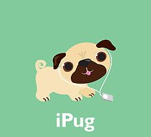 iPug by BonniePortraits