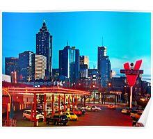 The Varsity, Atlanta Poster