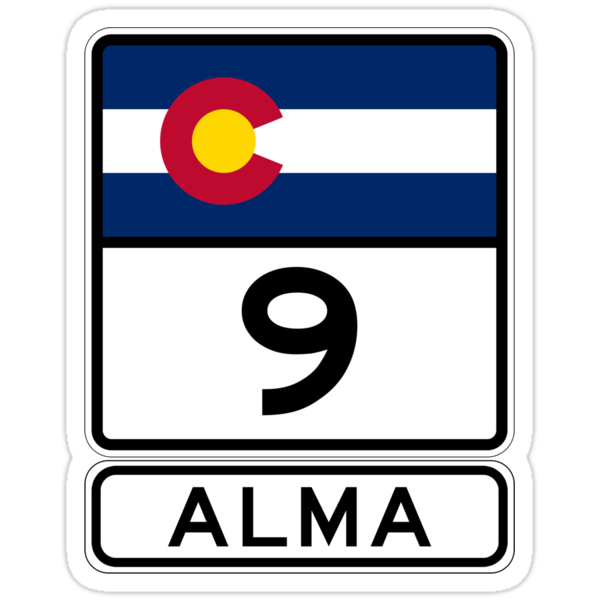CO-9 Alma Colorado by IntWanderer