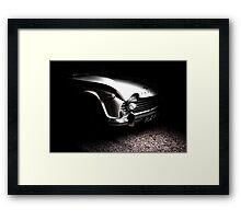 Triumph TR4  Framed Print