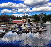 Camden, Maine by fauselr