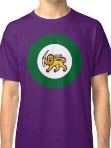 Rhodesian Air Force Emblem Classic T-Shirt