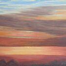 Sunset by Olive Denyer
