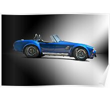 1965 Shelby Cobra 427 cu. in. Poster