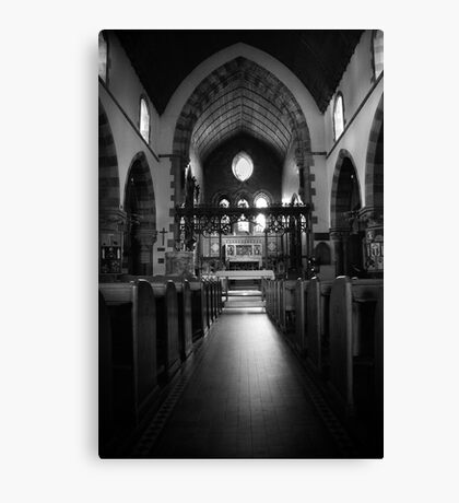 St Michaels and All Angels Church Canvas Print