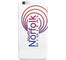 North Norfolk Digital Radio iPhone Case/Skin