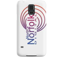 North Norfolk Digital Radio Samsung Galaxy Case/Skin