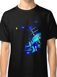 Dalek Beta – Blue Classic T-Shirt
