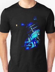 Dalek Beta – Blue T-Shirt