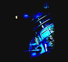 Dalek Beta – Blue Unisex T-Shirt