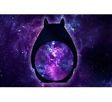 Deep Space Totoro Photographic Print