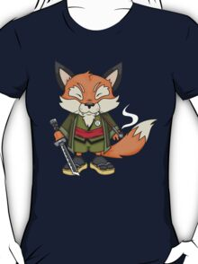Samurai Fox T-Shirt