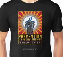 DXR - Prevention Is Strong Medicine Unisex T-Shirt