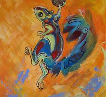 Air Squirrel by Ellen Marcus