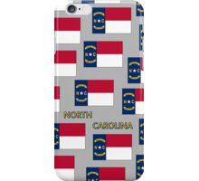 Smartphone Case - State Flag of North Carolina - Named III iPhone Case/Skin