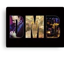Dave Matthews Band Canvas Print