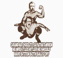 Funny wrestling by Sevetheapeman