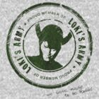proud member of LOKI's ARMY by koroa