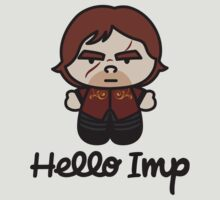 Hello Imp! by DevilChimp
