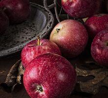 Apple Still Life by Edward Fielding