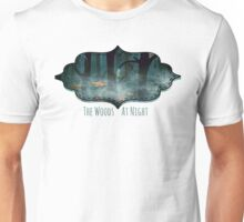The Woods at Night Unisex T-Shirt