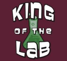 King of the Lab by MrSchadenfreude