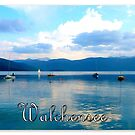 Walchensee by ©The Creative  Minds