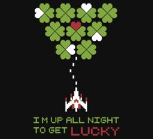 GET LUCKY by silencedesign