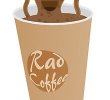 Rad coffee! by Sean Verhaagen