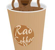 Rad coffee! by Sean Verhaagen