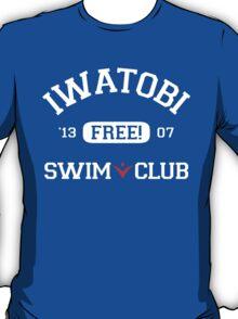 Iwatobi Swim Club Uniform T-Shirt