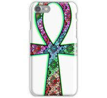 Ankh Psychedelic iPhone Case/Skin